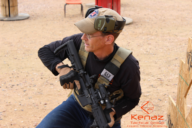 I already know how to shoot! - Kenaz Tactical Group
