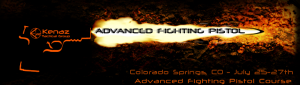 Advanced Fighting Pistol @ Pikes Peak Gun Club | Colorado Springs | Colorado | United States