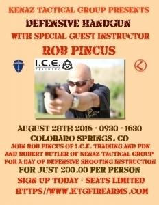 KTG Special Event - Rob Pincus